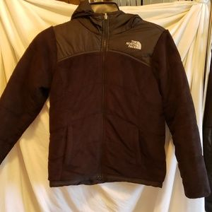 Boy's reversible North Face Jacket